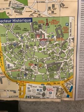 Maps we found